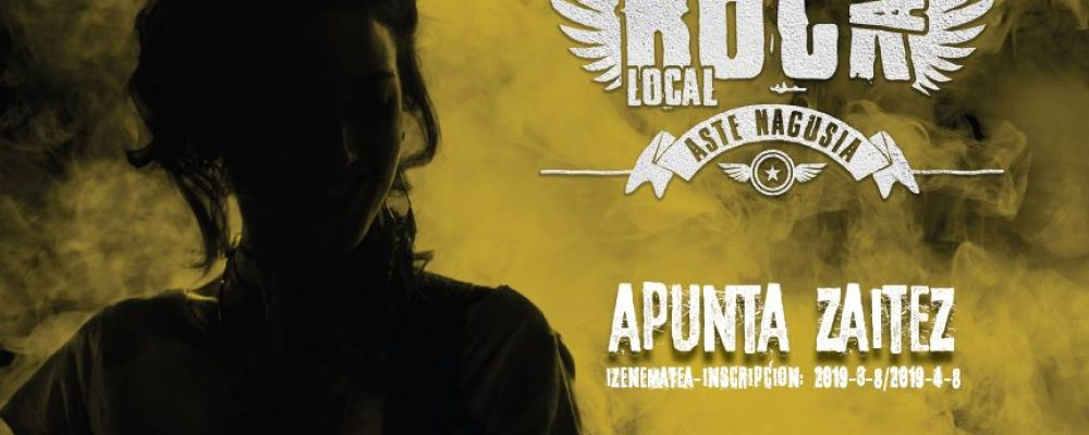XXXIV Muestra de Pop-Rock Local Aste Nagusia 2019